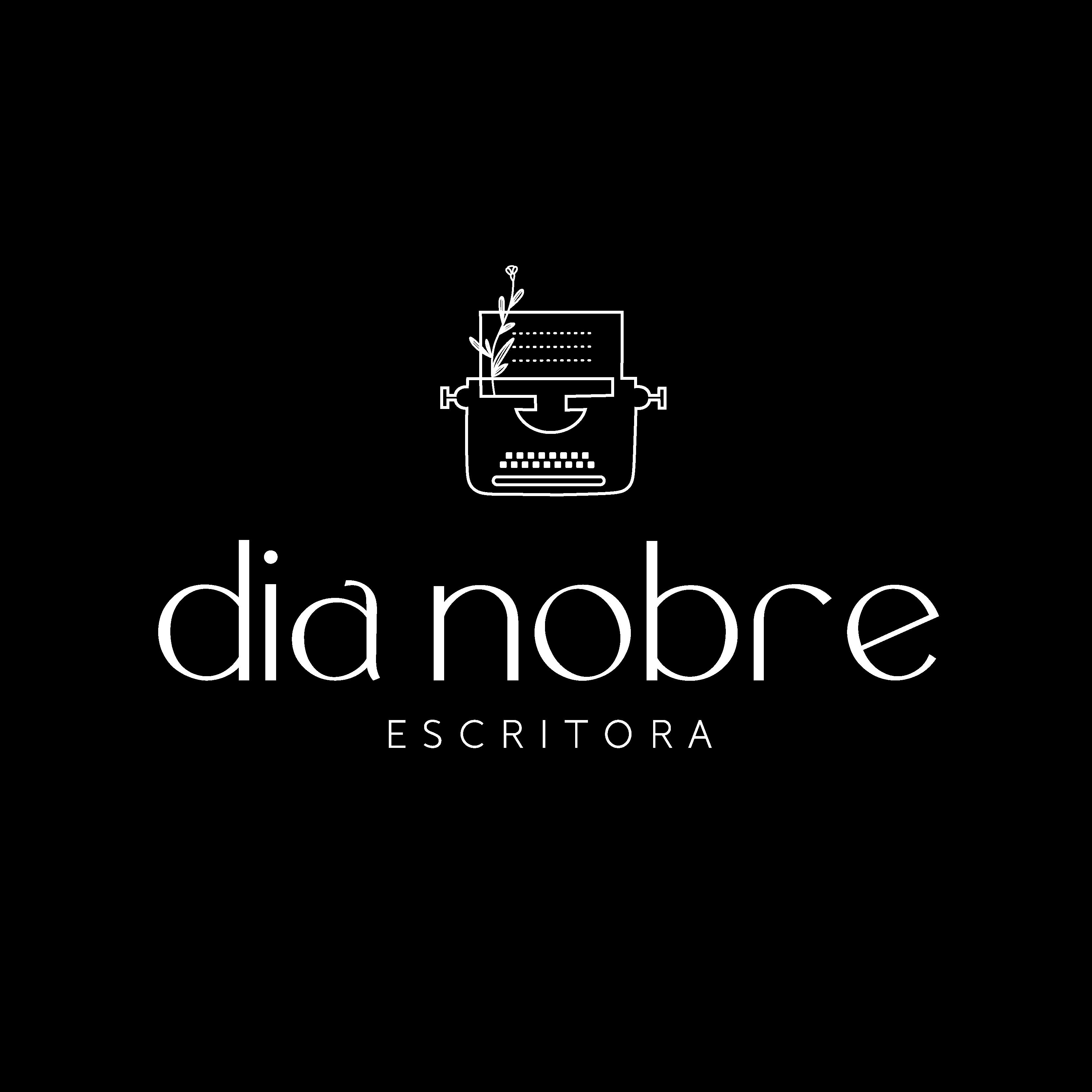 DIA NOBRE – escritora